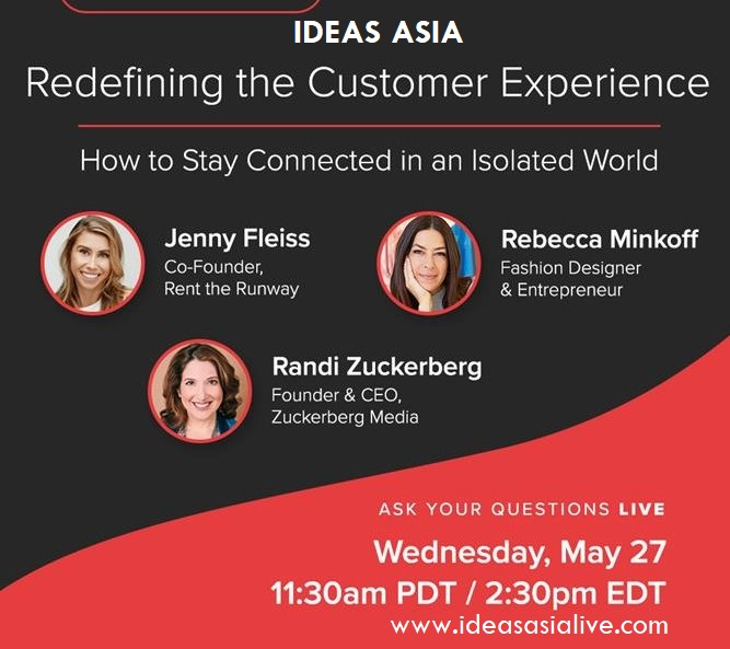 IDEAS ASIA - Redefining Customer Experience