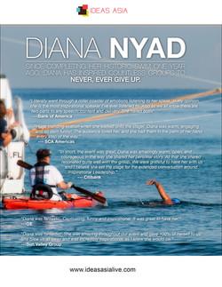 Diana Nyad - IDEAS ASIA
