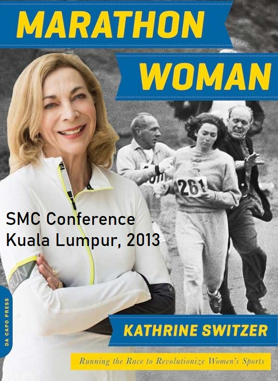 Kathrine Switzer - IDEAS ASIA