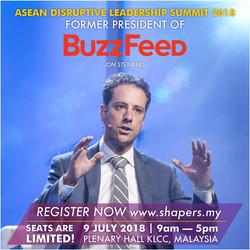 Jon Steinberg, Buzzfeed - IDEAS ASIA