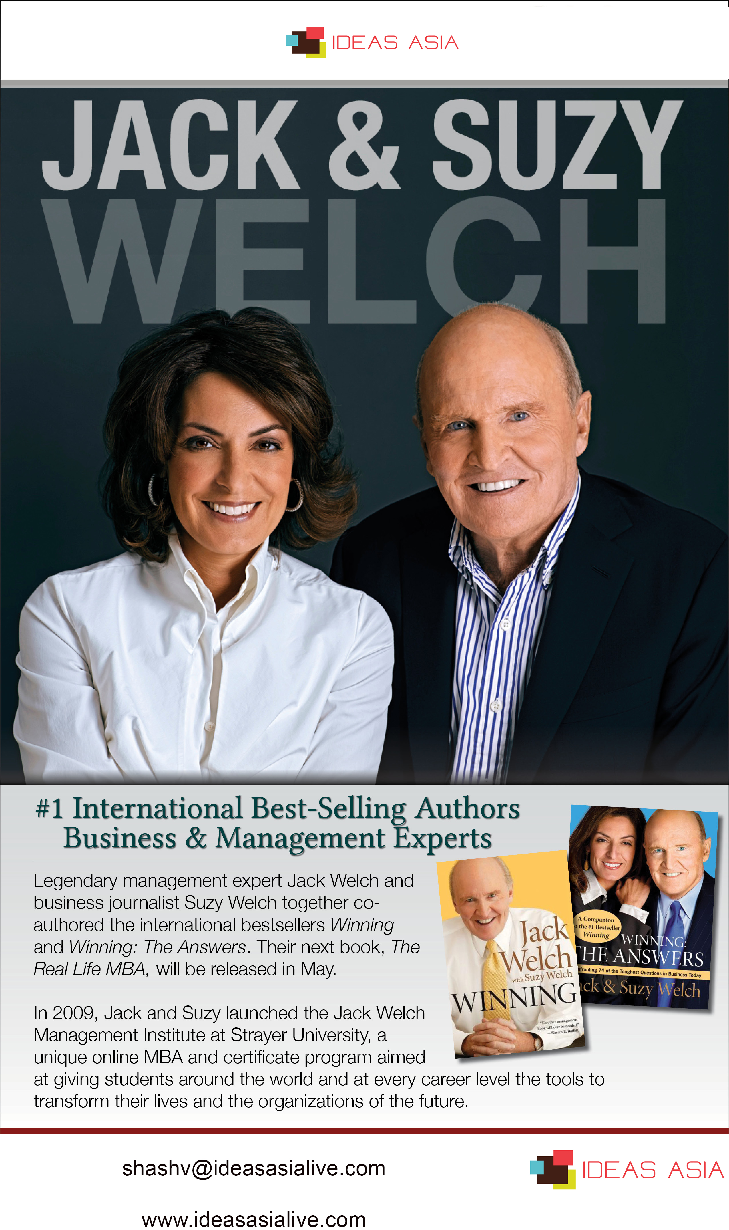 Jack Welch-IDEAS ASIA