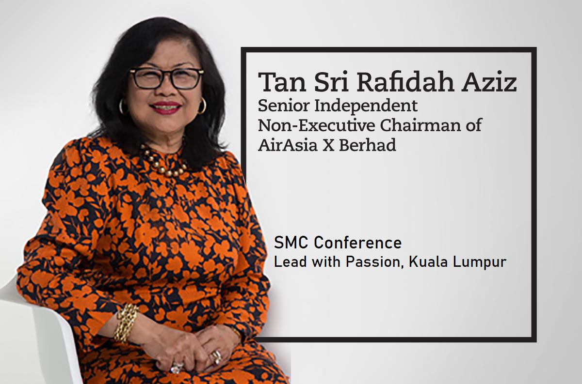 Tan Sri Rafidah-IDEAS ASIA