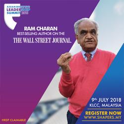 Ram Charan - IDEAS ASIA