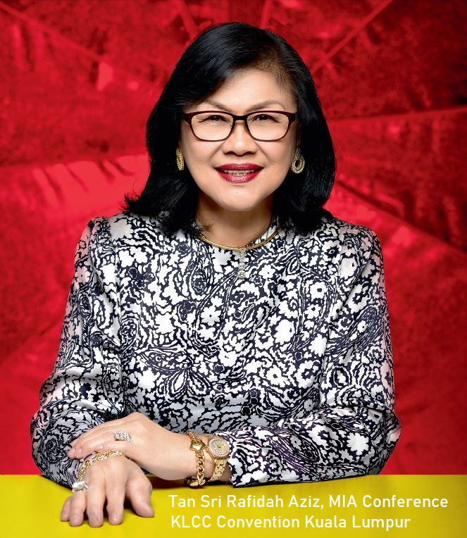 Tan Sri Rafidah-IDEAS ASIA