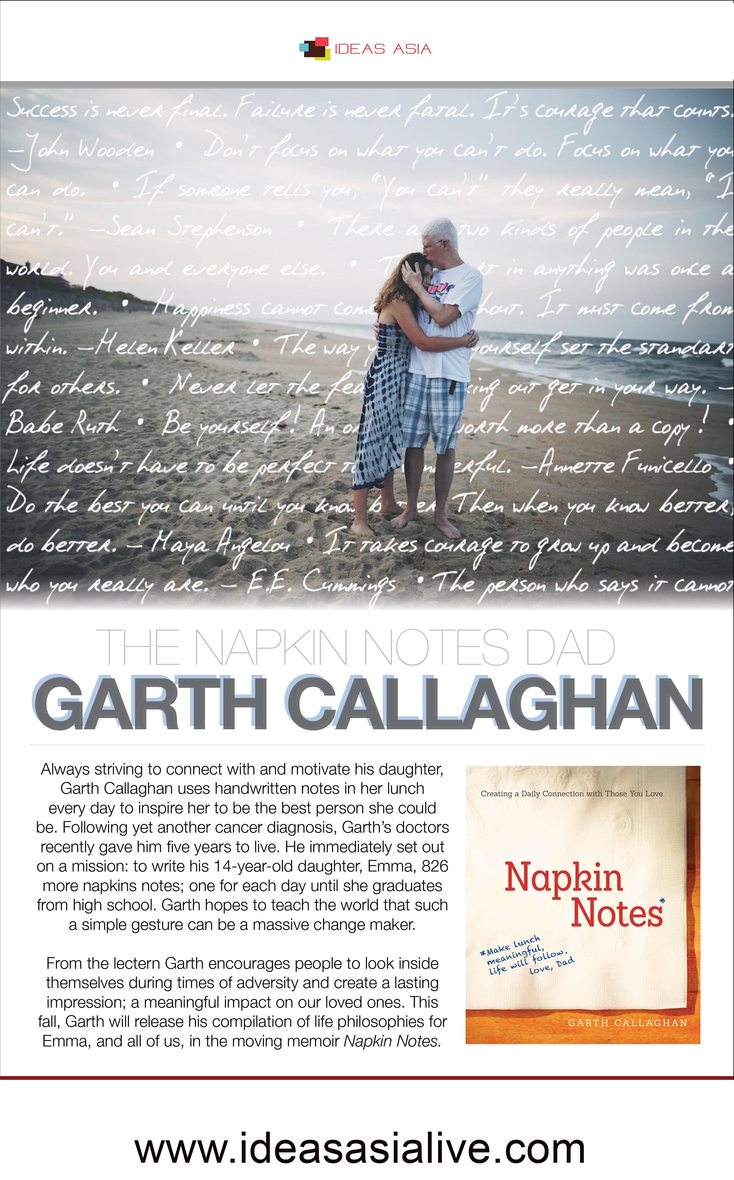Garth Callaghan-IDEAS ASIA