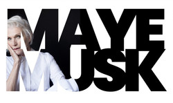 Maye Musk (Elon Musk) - IDEAS ASIA