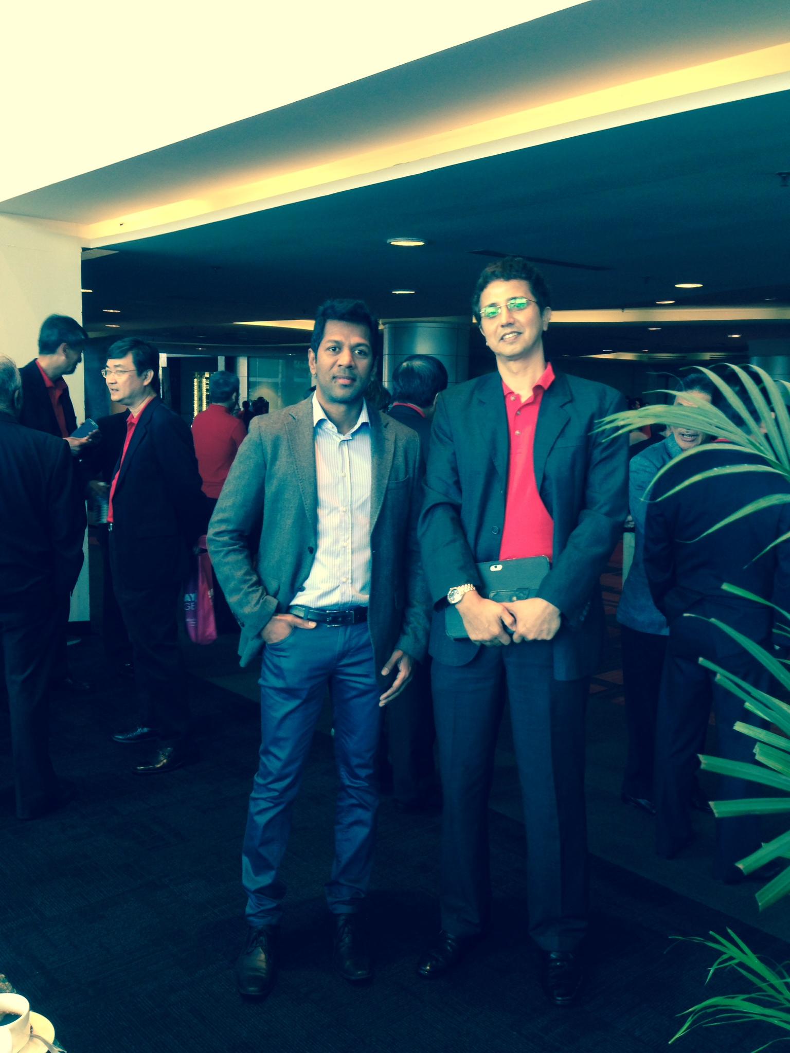 IDEAS ASIA: Anas Zubedy and Kana