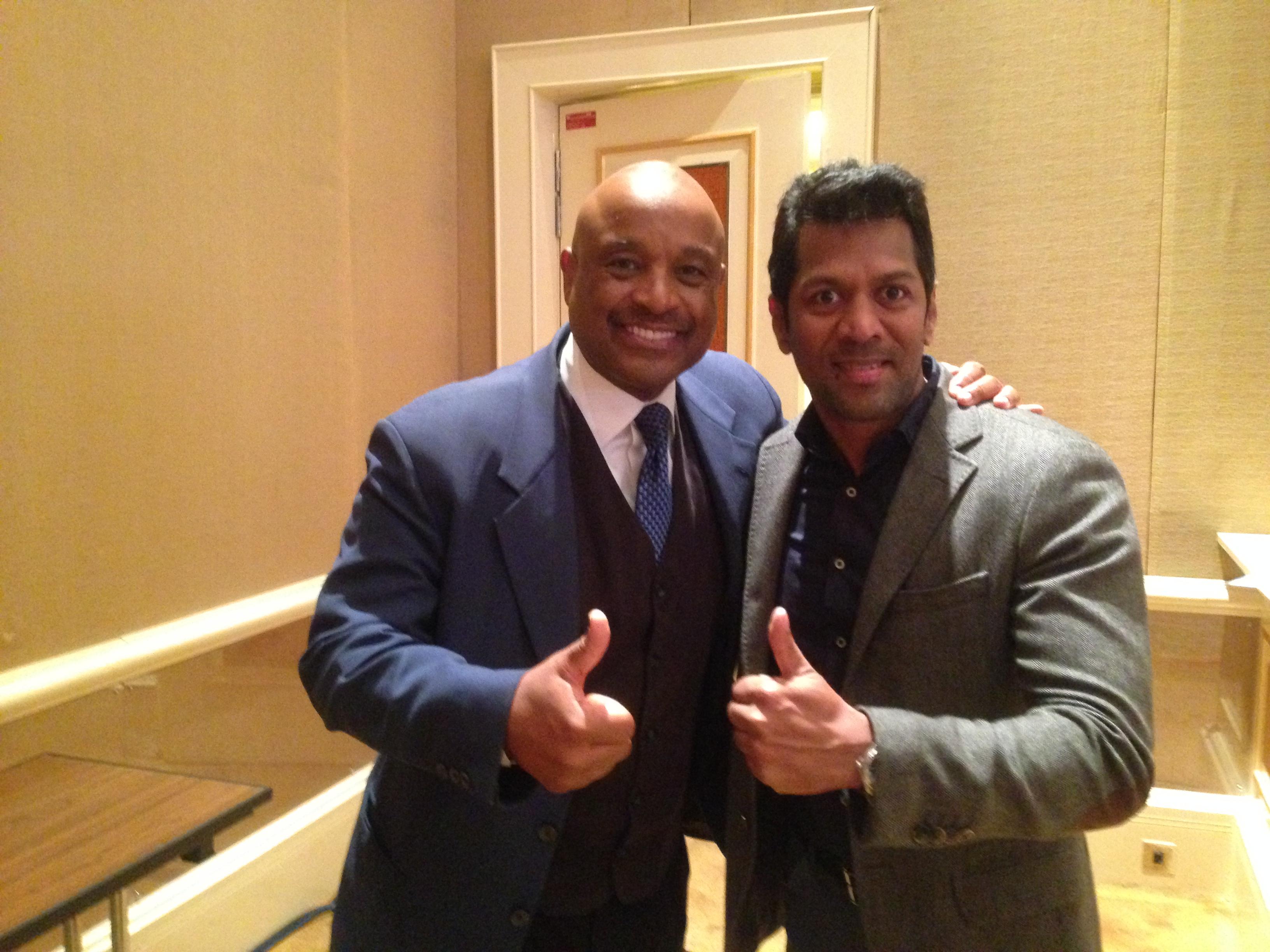 Kana & Dr Willie