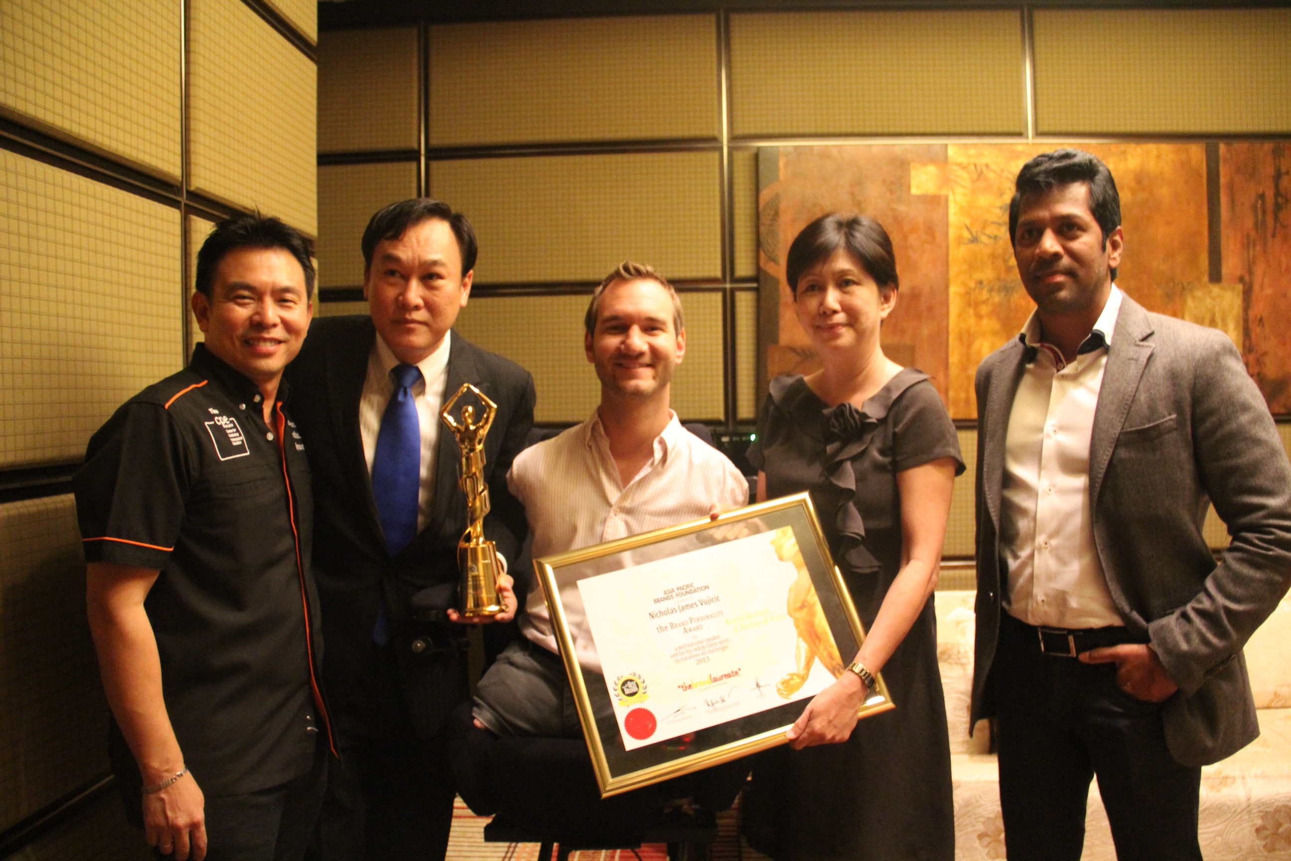IDEAS ASIA - Brandlaureate Awards