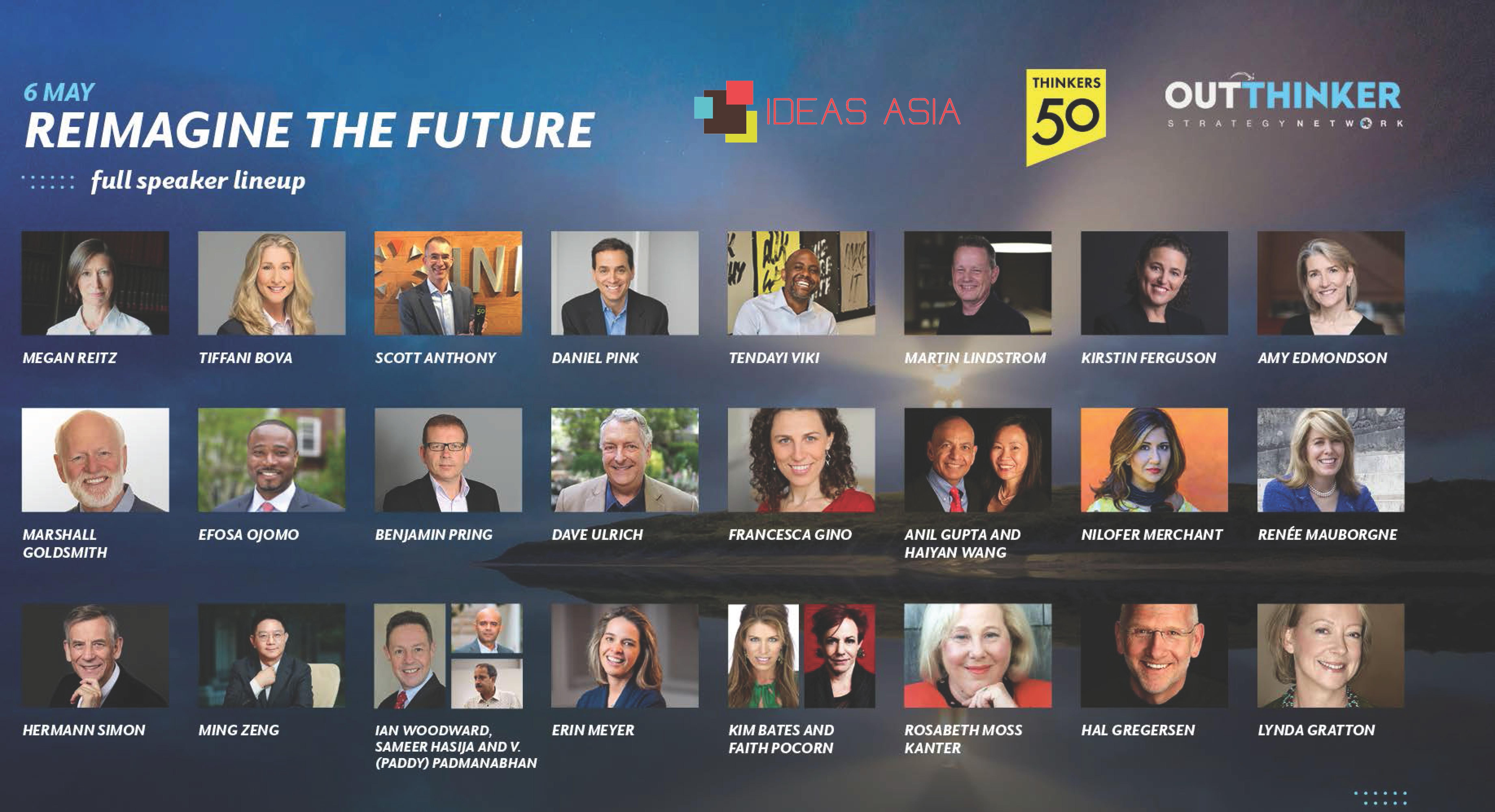 IDEAS ASIA - Thinkers50 Virtual Summit