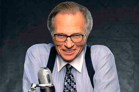 An Evening with Larry King