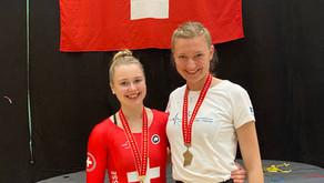 Schweizermeistertitel und WM Startplatz für Alessa Hotz