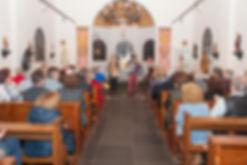 """CD-presentatie """"Inktvisdans"""" in de kapel van De Locht, Melderslo"""