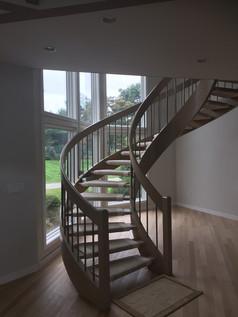 stairs refinish | Finewood finish.com