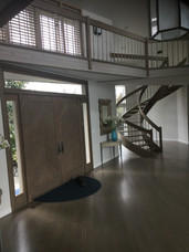 Hard Wood Floor Restoration