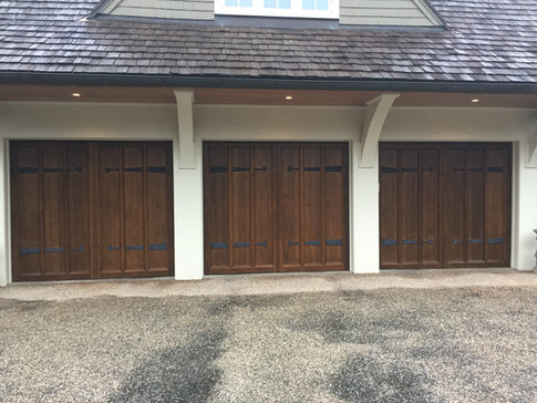 garage door satin finish