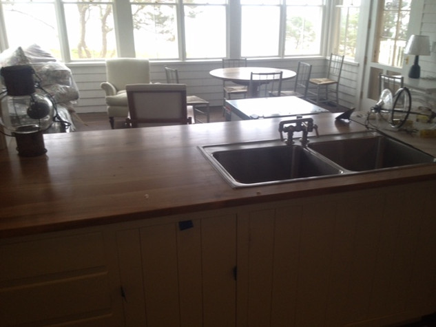 Counter Top Finish