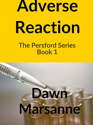 Adverse Reaction front cover