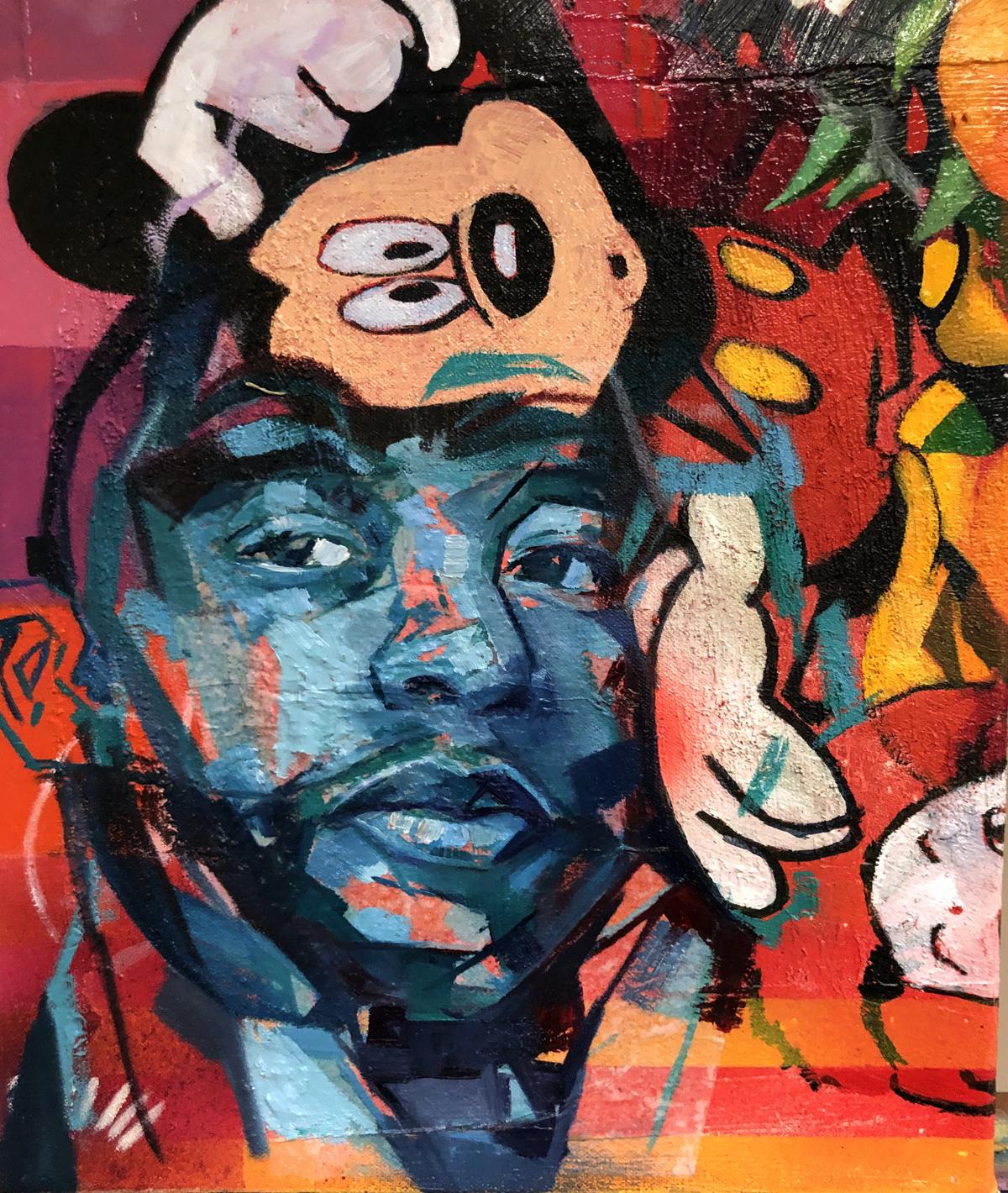 Chadwick Boseman, 2020