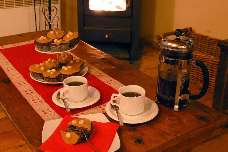 Afternoon tea by the fire.jpg