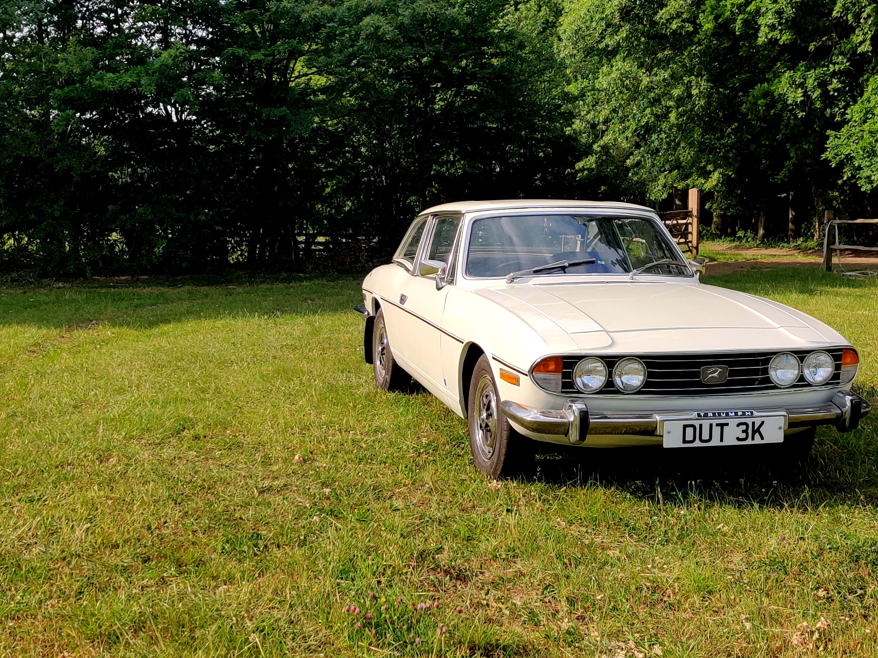 Triumph Stag For Hire