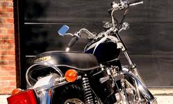 Triumph Bonneville 750 for hire For Hire