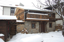 Chalet Soltir Barn