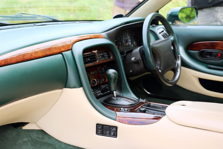 Aston Martin DB7 Hire