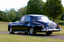 Rolls Royce Silver Cloud for hire