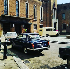The Crown Triumph Herald