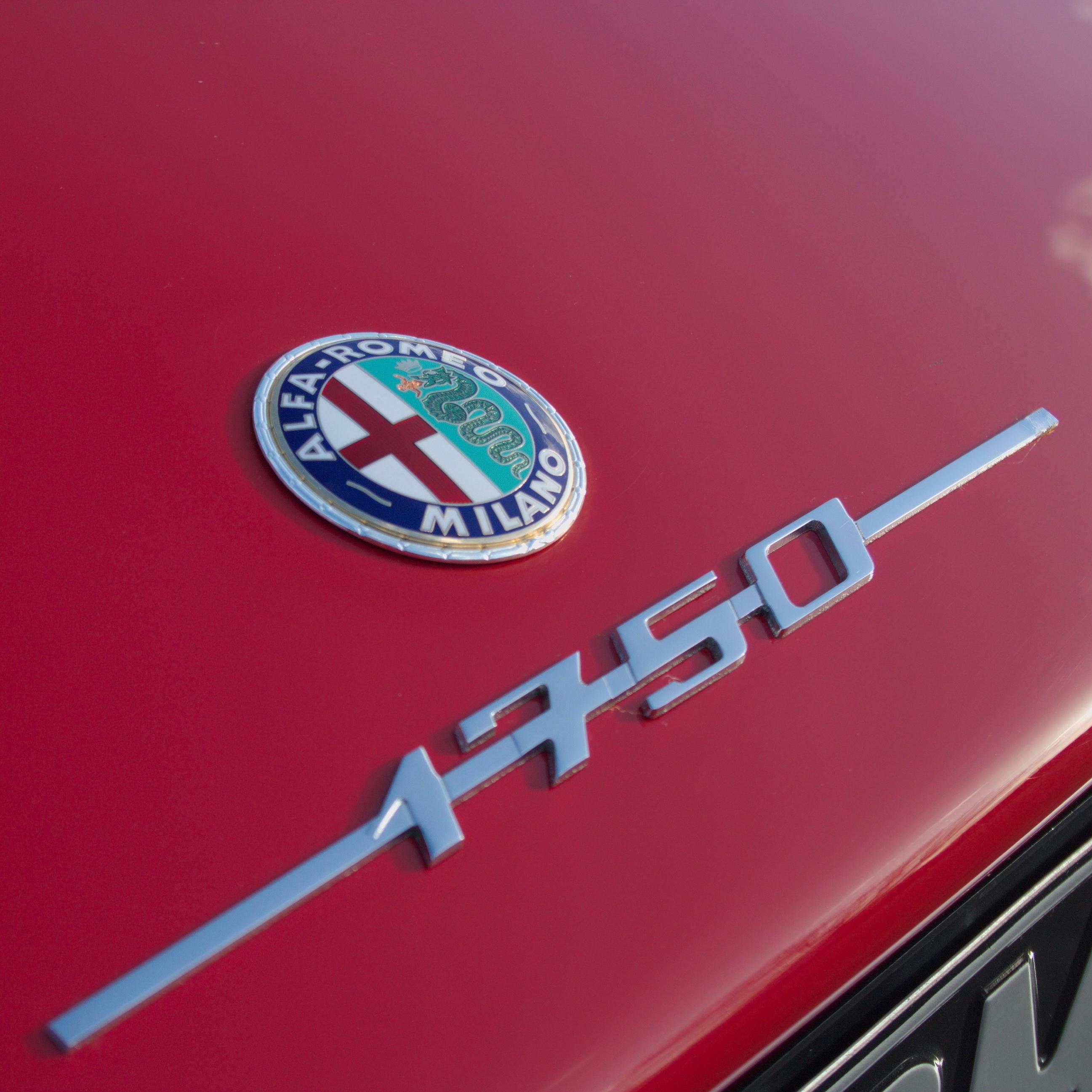 Alfa Romeo 1750 GTV For Hire