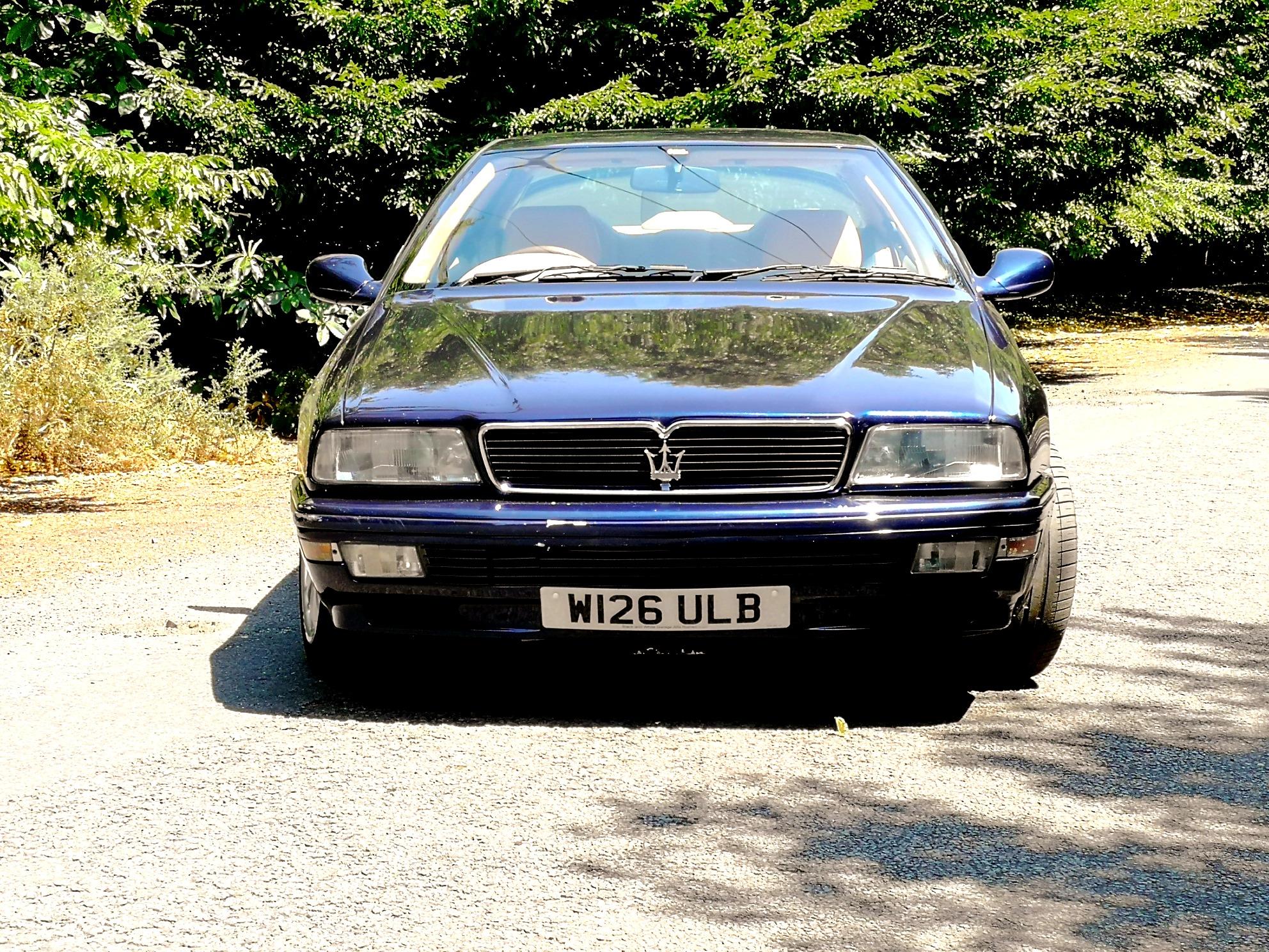 Maserati QP 4 For Hire