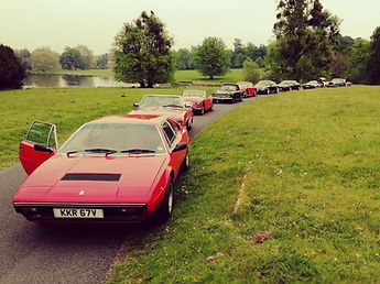 Classic Car Tour