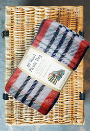 classic car picnic rug and hamper.jpg
