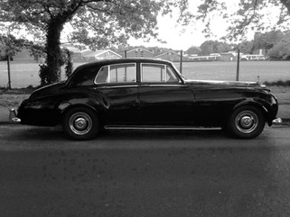 Rolls Royce Silver Cloud added to fleet!