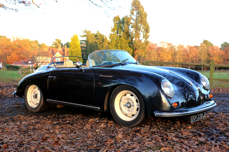 Porsche 356 For Hire 1