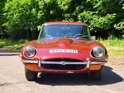 E Type 2+2 for hire 8