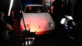 Our Porsche in 'Two Door Cinema Club' video