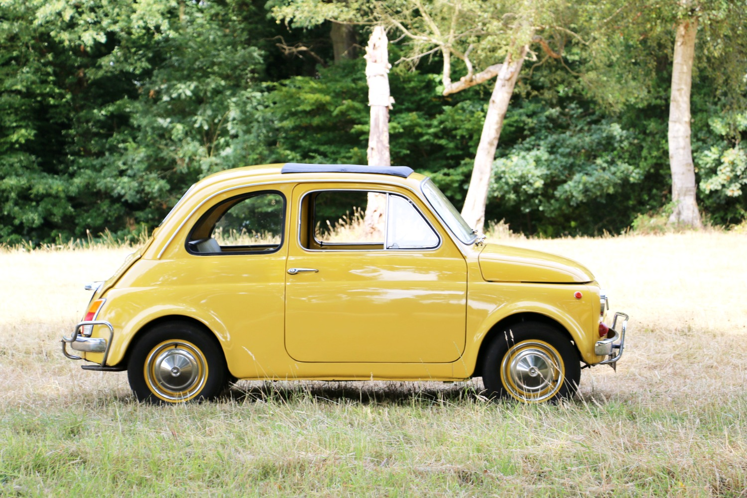 Fiat 500 To Hire