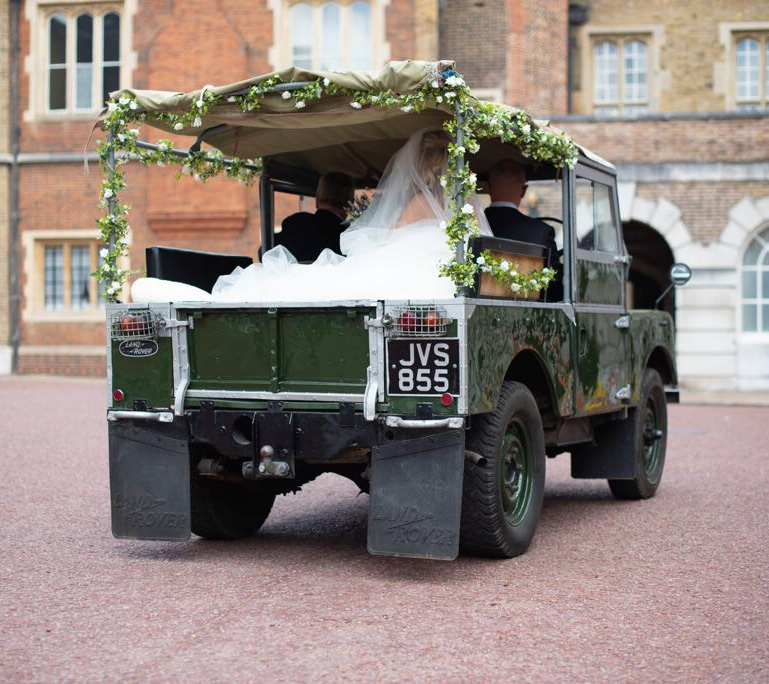 Landy Wedding 1