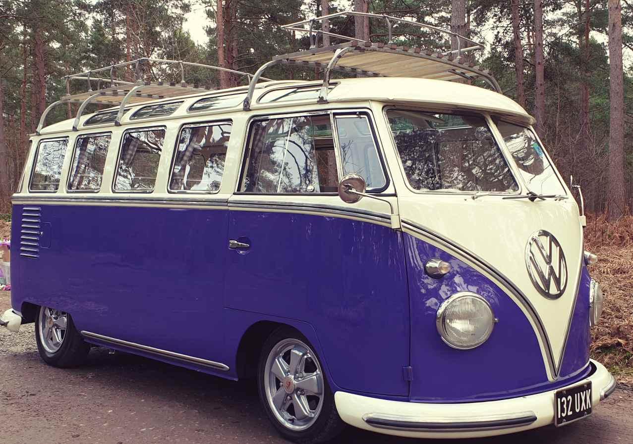 VW Split Screen Camper 1