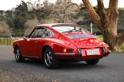 Porsche 911 T For Hire