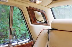 Bentley Vanity Mirror