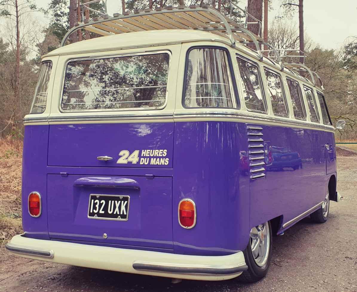 VW Split Screen Camper 3