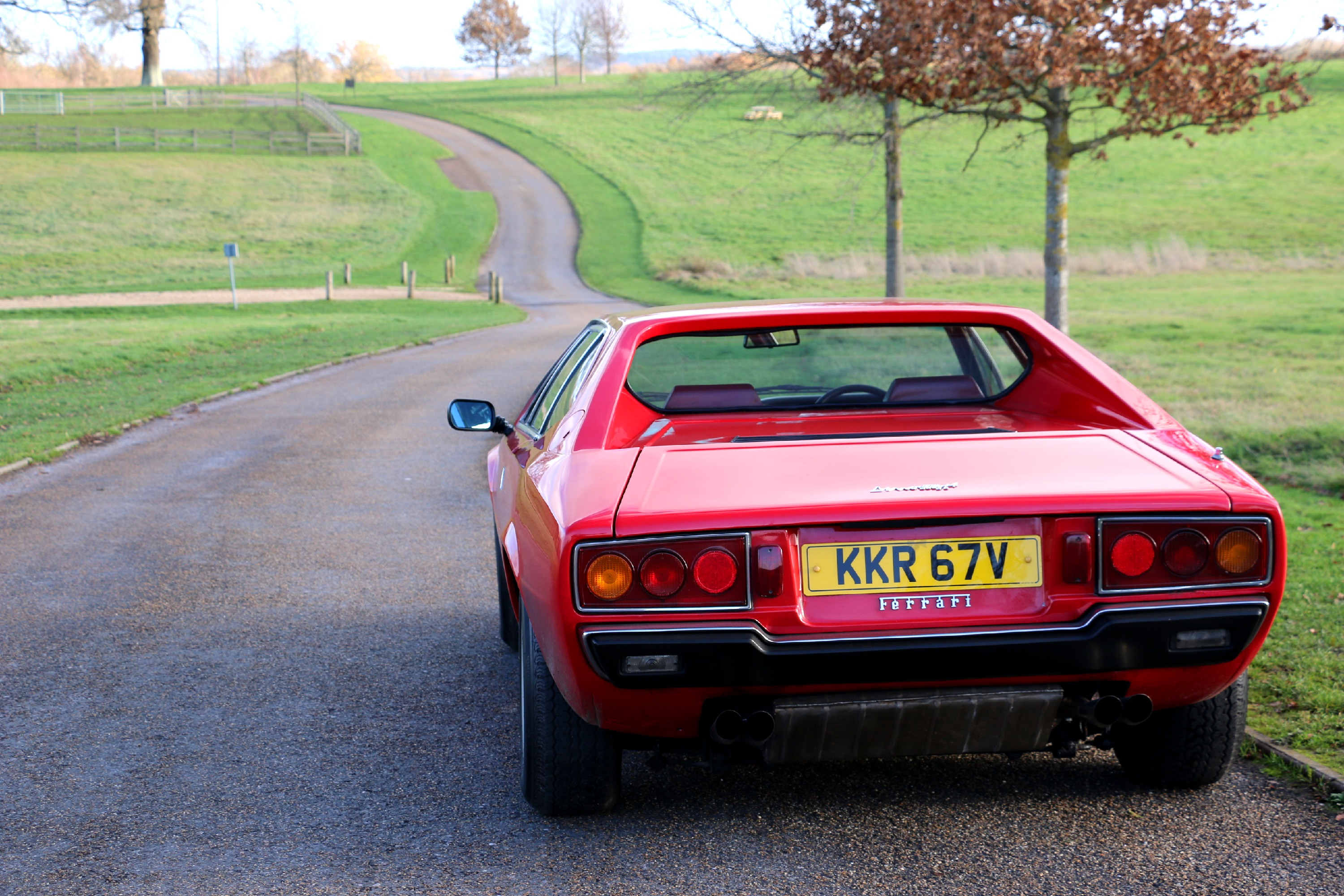 Ferrari 308 For Hire