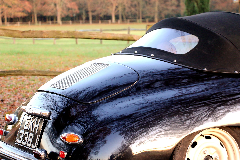 Porsche 356 For Hire 7