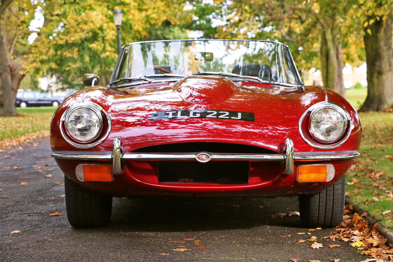 E Type front