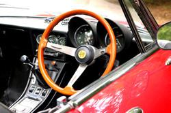 Alfa Romeo 2000 Spider for hire 6