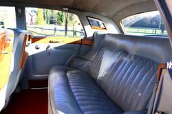 Rolls Royce Silver Cloud Wedding Car