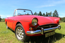 Sunbeam Tiger For Hire 2